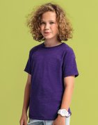 Kinder T-shirt Fruit of the Loom 61-023-0 Iconic