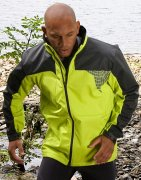 Heren Trainingsjas SoftShell Spiro Team S175M