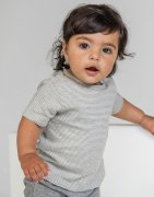 Baby T-shirt Striped Babybugz BZ45