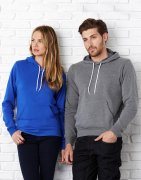 Hooded Sweater Unisex Bella Poly-Cotton 3719