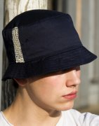 Bob Hat with Mesh Panels