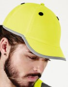 Cap High Visibility EN812 Bump