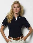 Dames Poloshirt Kustom Kit St. Mellion KK706