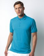 Heren Polo Slim Fit Kustom Kit KK413