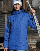Dames Jas 3-in-1 Journey Jacket R400F