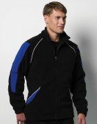 Heren Fleece vest Formula Racing P1 Micro KK958