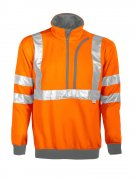 Projob sweater High Visibility 646102