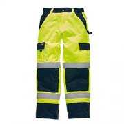 Dickies High Visibility Werbroek Industry 300 Trousers