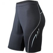 Hardloop broek James & Nicholson JN436 Men's Running Short Tights