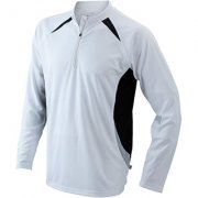 Sportshirt JN393James & Nicholson Men's Running Shirt
