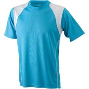 Sportshirts James & Nicholson JN397 Men's Running-T