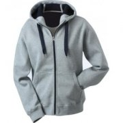 Dames Hooded Sweaters voering fleece JN354
