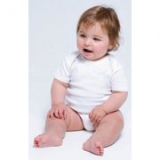 Baby Rompertje Fairtrade Babybugz Organic Short Sleeve Body